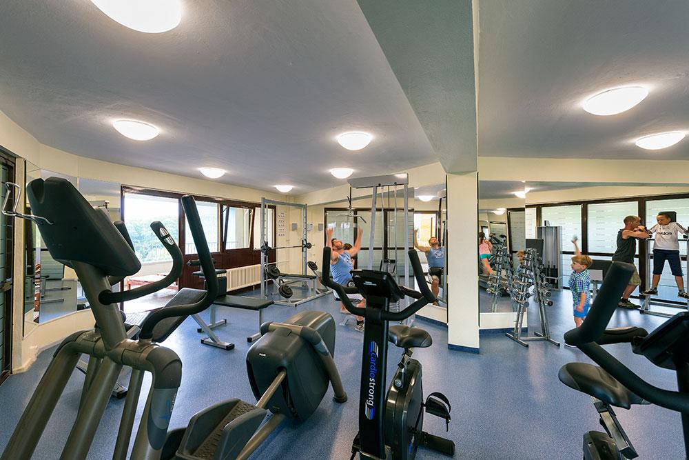 Ahorn Seehotel Templin Gym