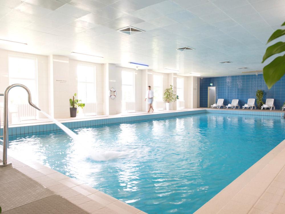 AHORN Waldhotel Altenberg Innen Pool