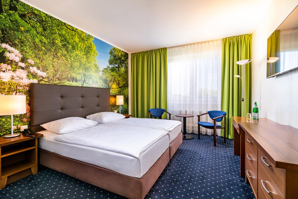 AHORN Seehotel Templin Classic plus Zimmer